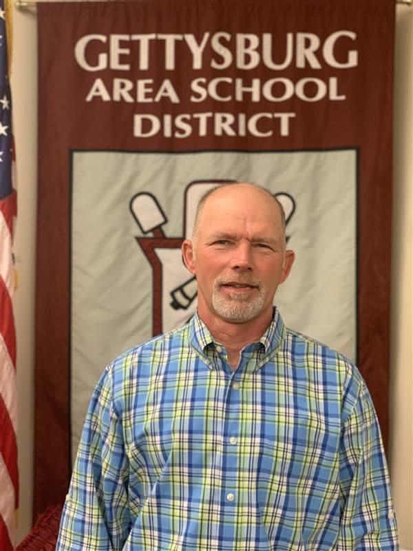 Gettysburg Borough Council Member Tim Seigman